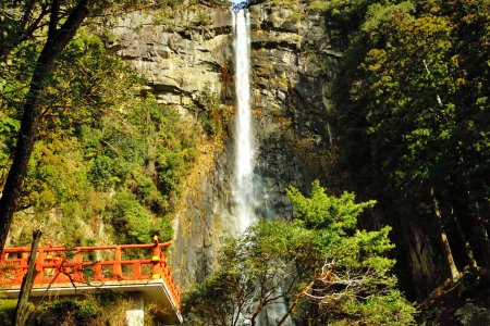 Водопады Нати, Вакаяма