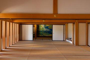 ของล้ำค่าของปราสาทคุมะโมะโตะ
