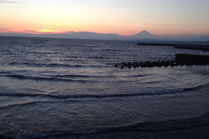 Tiny but beautiful; Enoshima island