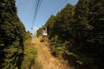 Kyoto Hieizan Ropeway