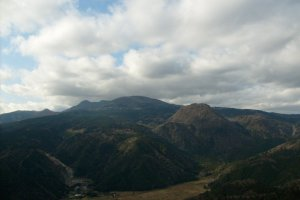 A view from Mount Omuro