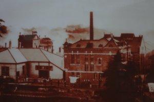 The Kirin Yokohama Factory, 1907