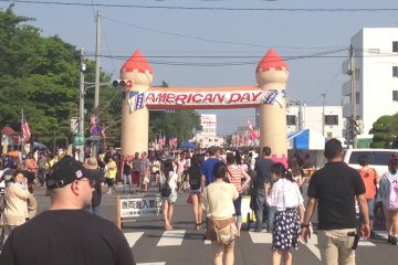 American Day in Misawa