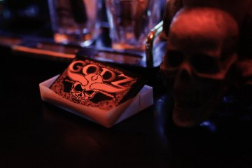 GODZ Bar in Shinjuku