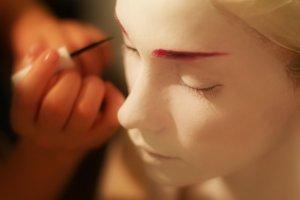 Precision make-up