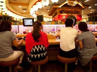 櫃檯用餐區