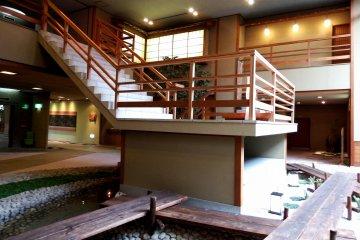 Hotel Matsuya SenSen in Awara Onsen