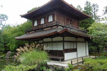 Ginkaku-ji, le Pavillon d'Argent