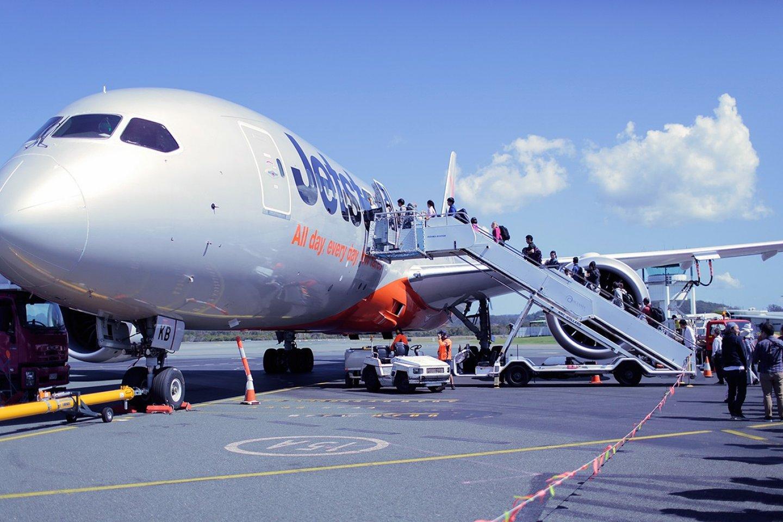 Introducing Jetstar's new Boeing 787 Dreamliner