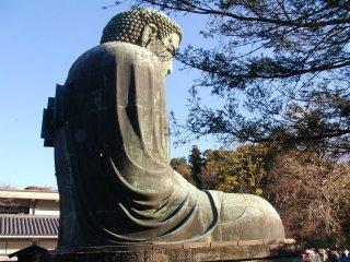 L'accès à l'intérieur du Daibutsu de Kamakura