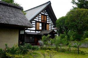 Kanzo Yashiki in Koshu