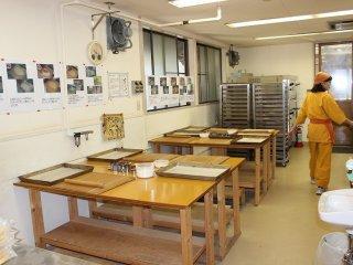 菓子作り体験教室