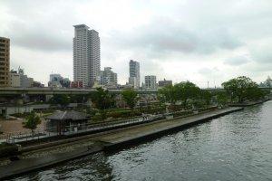 River by Nakashima Park