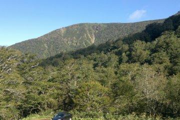 Ascension du mont Hayachine