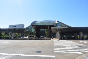 Une Demi-journée à Kanazawa