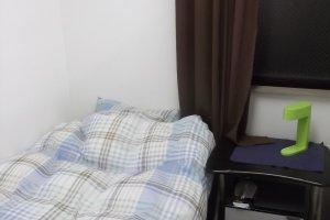 My cosy, cosy room