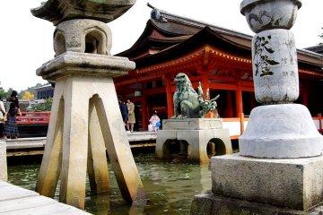 Kuil Miyajima Itsukushima