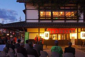 Kick-off ceremony of illumination