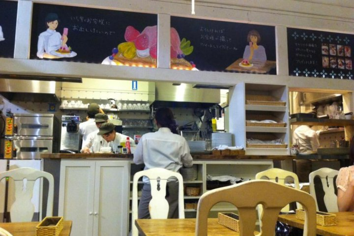 Desserts and Crepes at Silkream