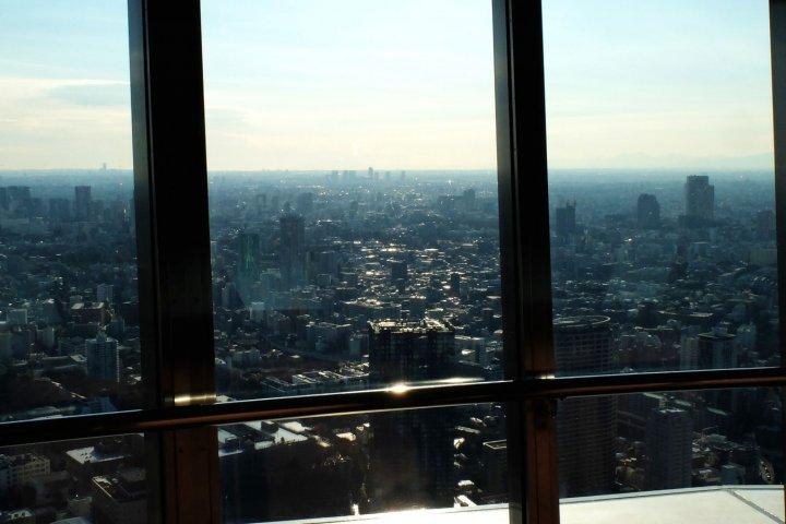 Волнительное посещение Токийской телебашни