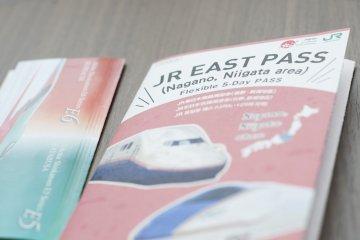 什麼是JR東日本通票 [JR EAST PASS]?