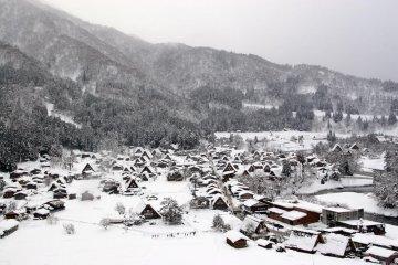 전통 마을, 시라카와고