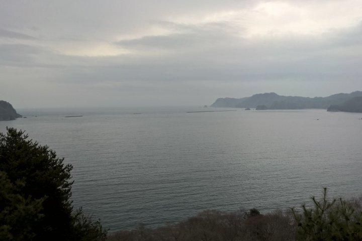 Kamaishi sur Mer