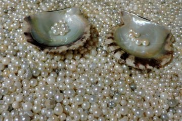 Visitez Mikimoto, l'Ile aux Perles