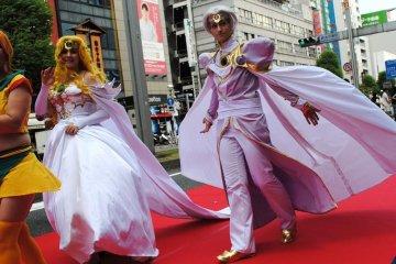 Diễu hành thế giới Cosplay