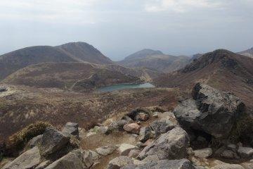 Hiking the Kuju Mountain Range