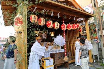 久喜市のお祭り