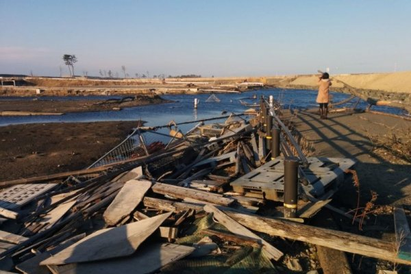 A lot of things can be learned from the 2011 Tohoku Earthquake