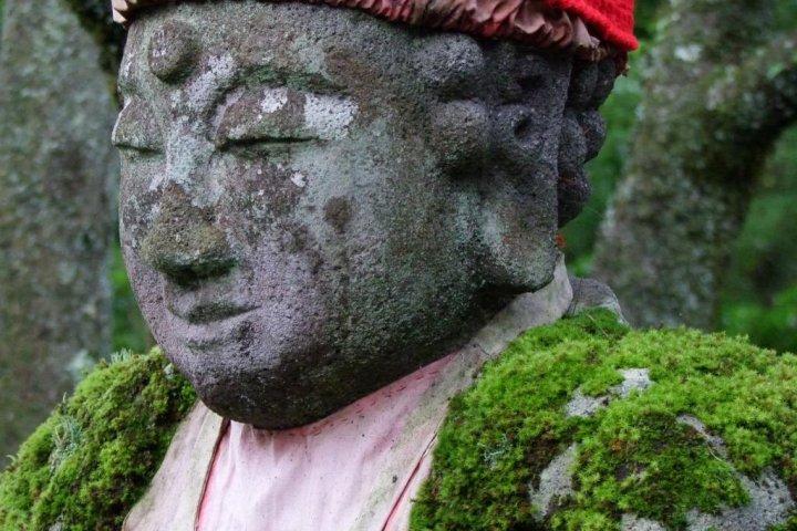 Les Statues Jizo de Narabi à Nikkô