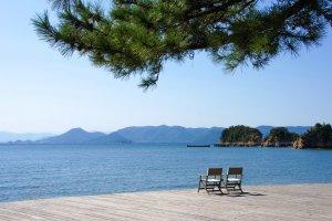 Deckchairs to eternity