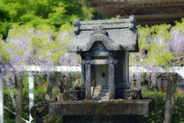 Templo Sagrado de Shikoku nº 11
