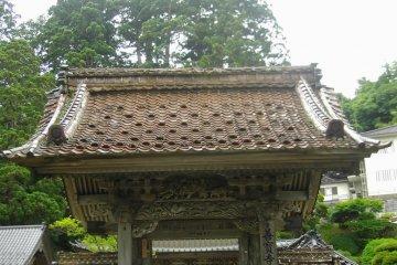 Zenpo Temple in Tsuruoka