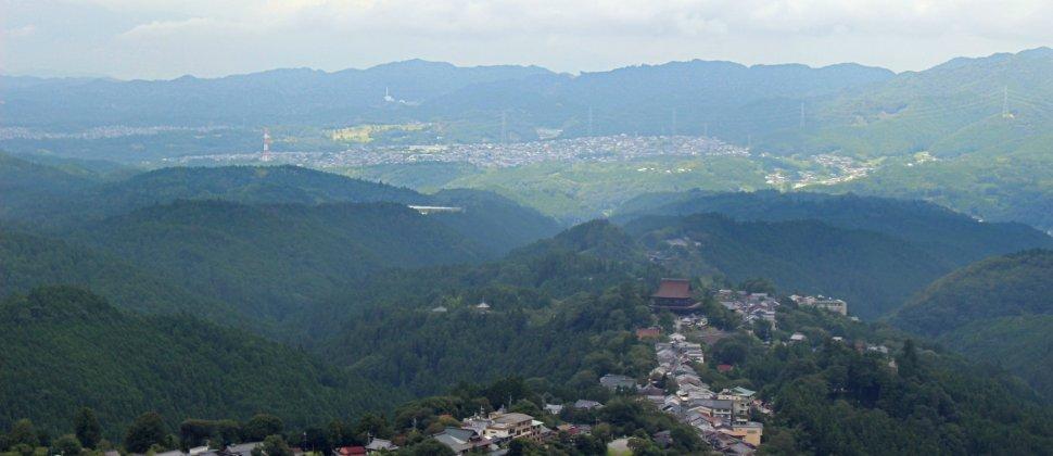 Hanayagura Observation Point