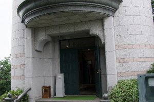 The General Cemetery Museum near Motomachi. Entrance free.