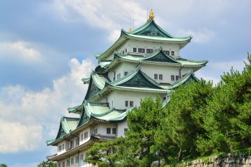 The Beauty of Nagoya Castle