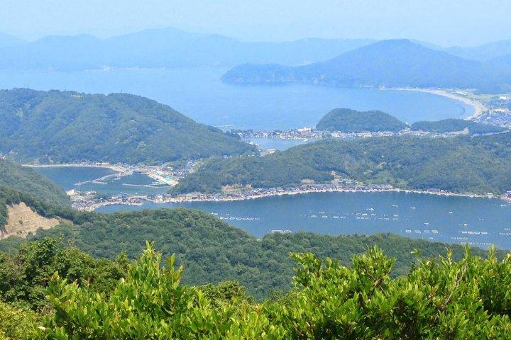 Les 5 Lacs de Mikata