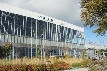 Stasiun Asahikawa