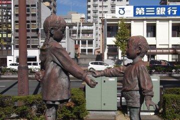 Statues of Toyohashi