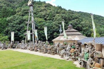 Shikoku's Kaiyodo Kappa Museum