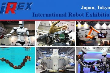 Salon International de la Robotique