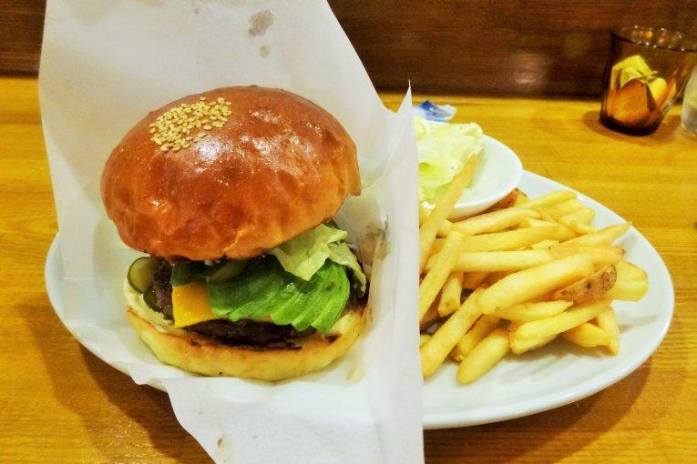 Grand Burger в Киото