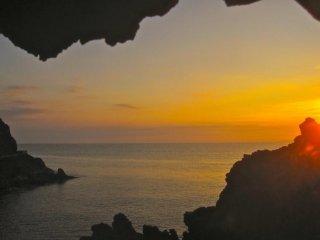 Ánh sáng cuối cùng trên biển
