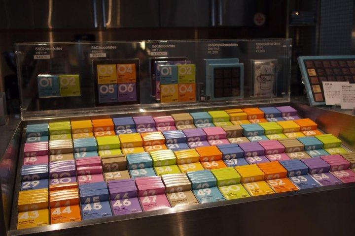 100% Chocolate Cafe, Kyobashi