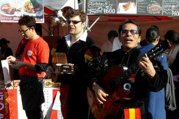 Испанский Фестиваль - 2015. Часть 1