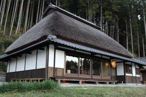 La Villa aux Rizières Sasayuri-ann