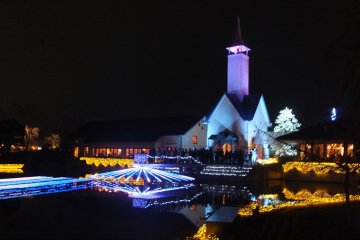 Nabana no Sato Winter Illumination